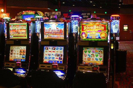 Новые игровые автоматы в казино Вулкан 777