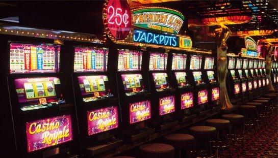 Автоматы 777 от надежного Вулкан-казино