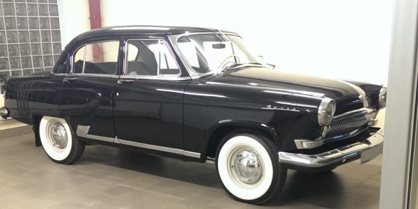 Где купить запчасти для реставрации ретро-автомобиля советского производства