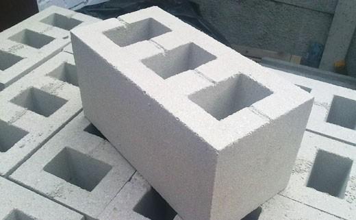 Шлакоблок для строительства