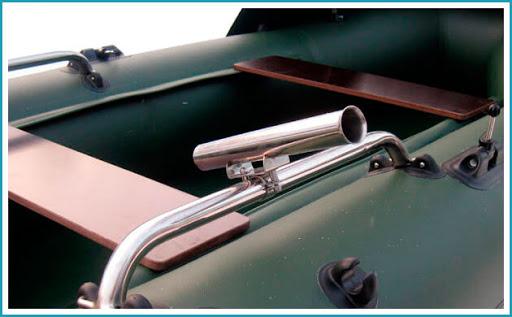 Опоры и держатели для лодки