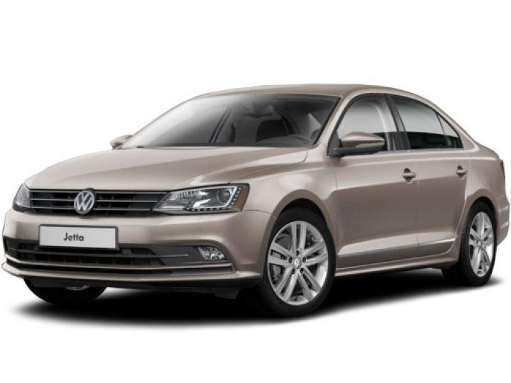 Новый автомобиль Volkswagen Jetta