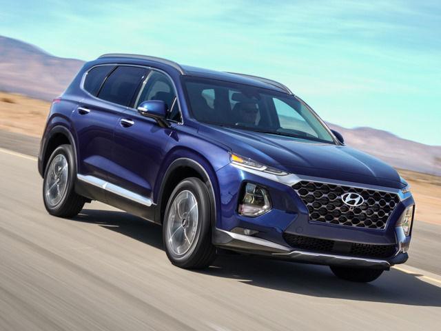 Hyundai Santa Fe из автосалона официального дилера