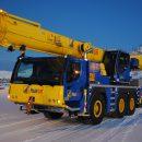 Обслуживание автокрана: ремонт и техника безопасности