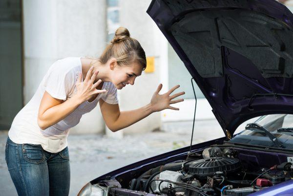 Выгодная продажа сломанного автомобиля