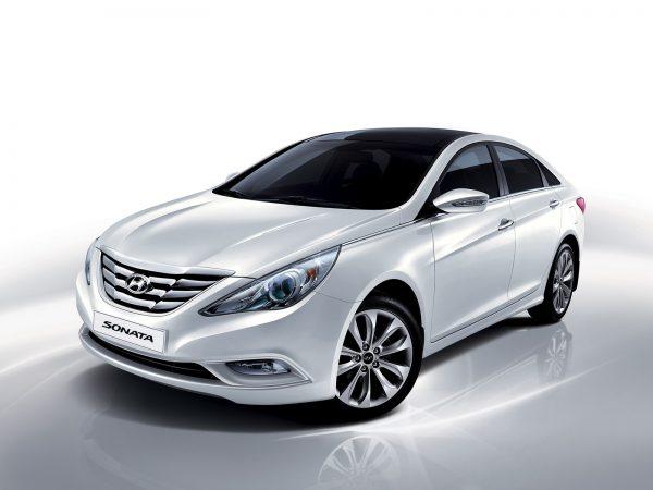 Hyundai Sonata от официального дилера